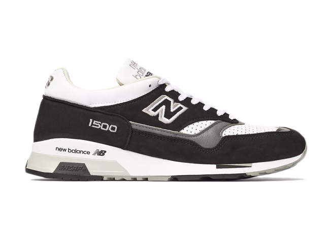 New Balance 1500 Made in England Black White