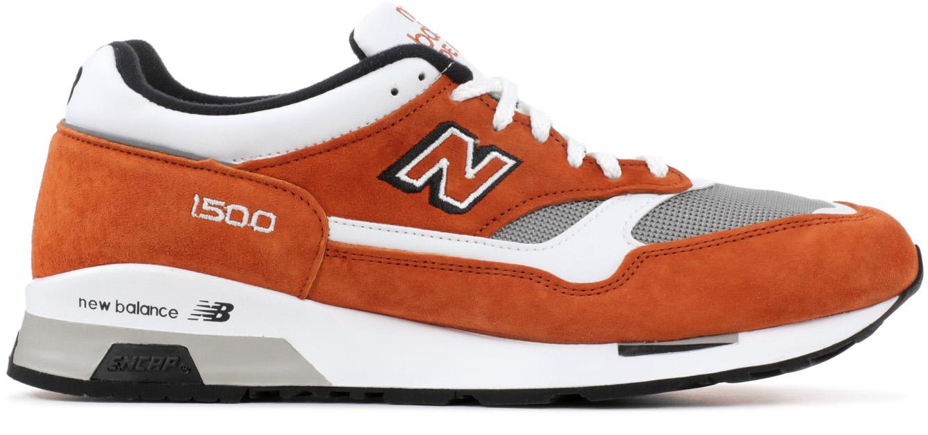 New Balance 1500 White Orange - M1500TWS