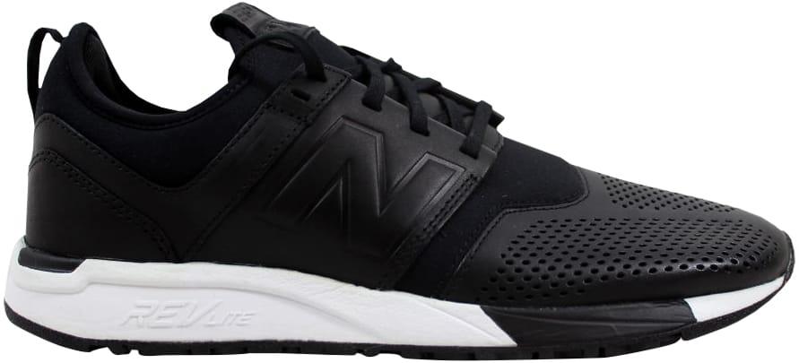 New Balance 247 Leather Black - MRL247VE