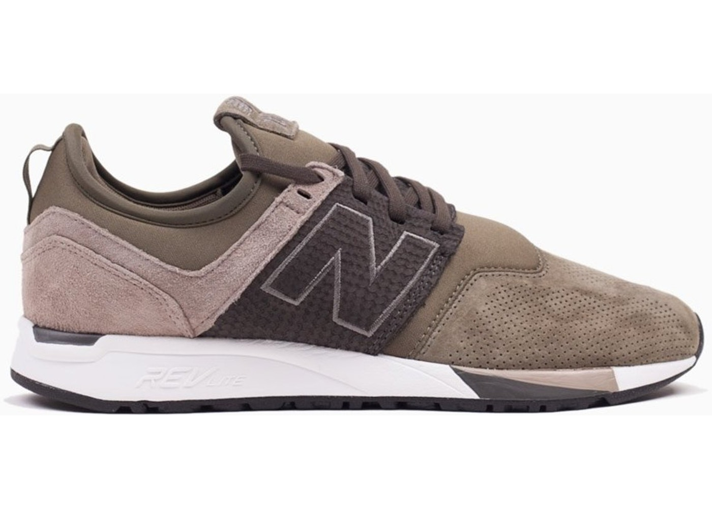 New Balance 247 Luxe Olive - MRL247RG