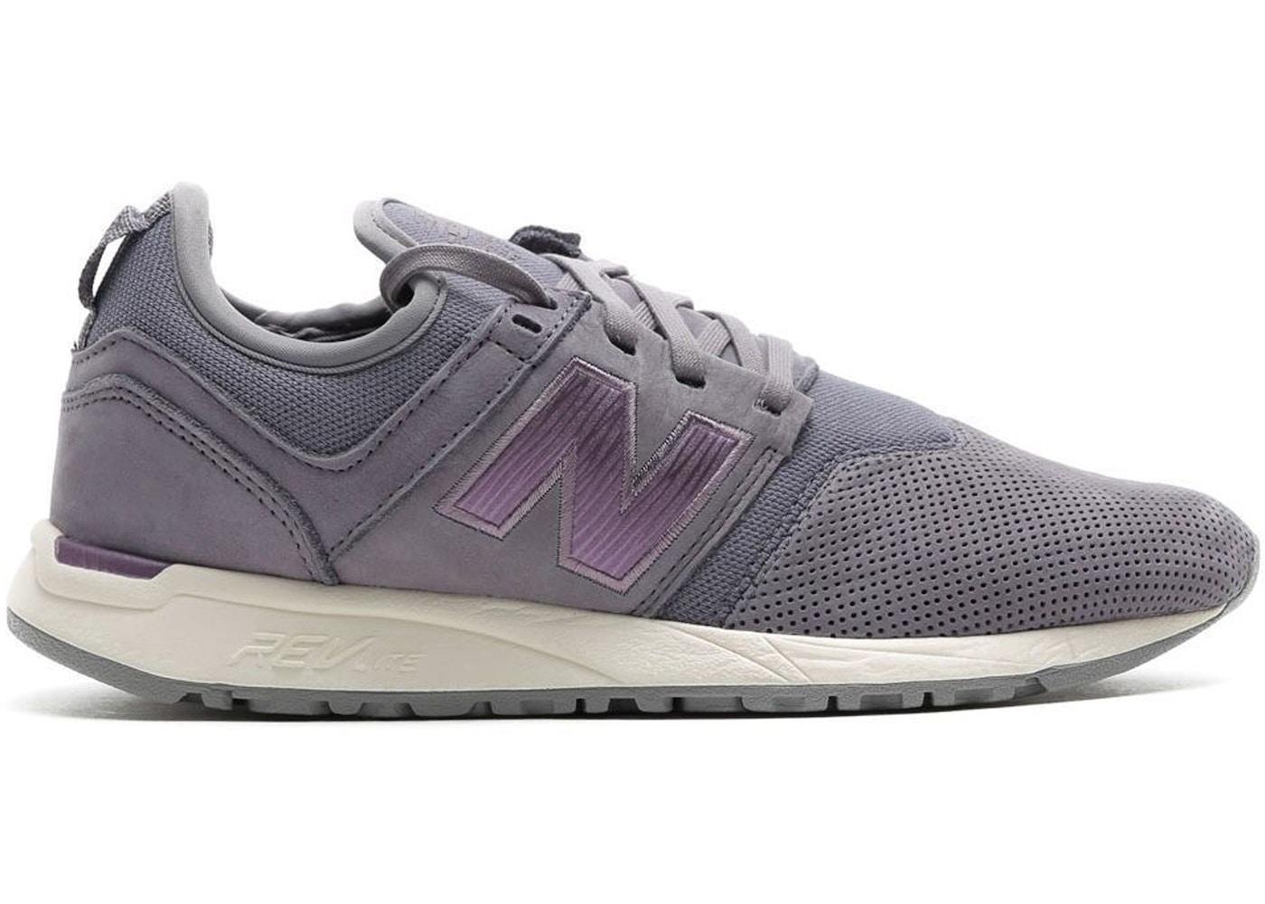 New Balance 247 Luxe Violet (W) - WRL247WM