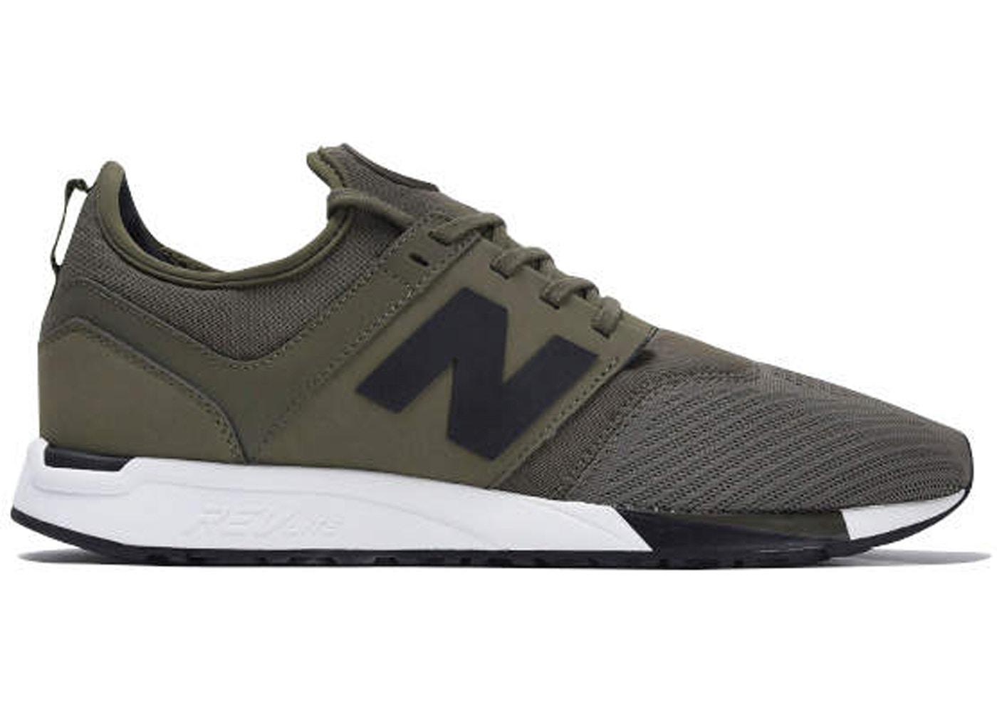 New Balance 247 Sport Olive - MRL247OL