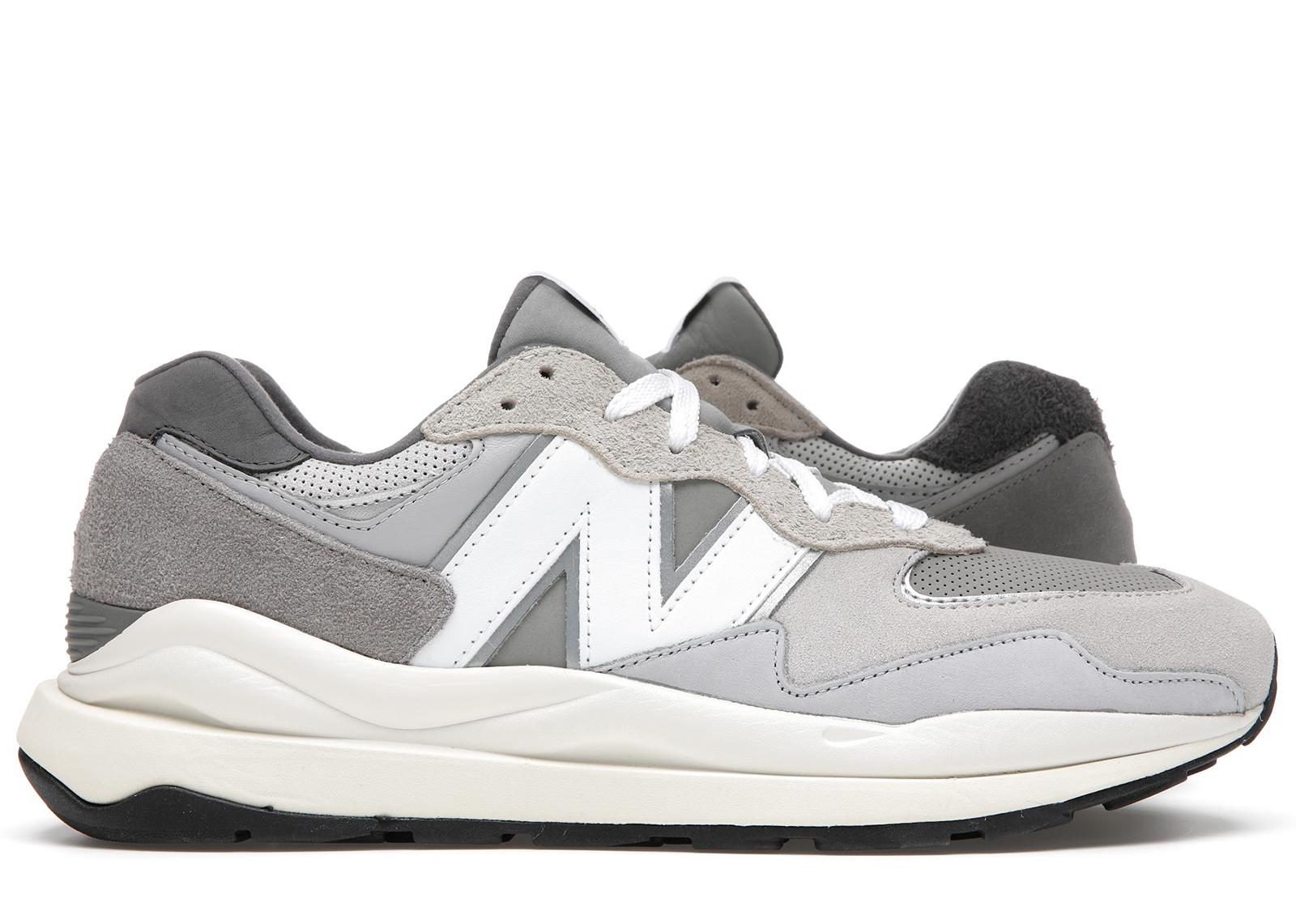 New Balance 57/40 Grey White