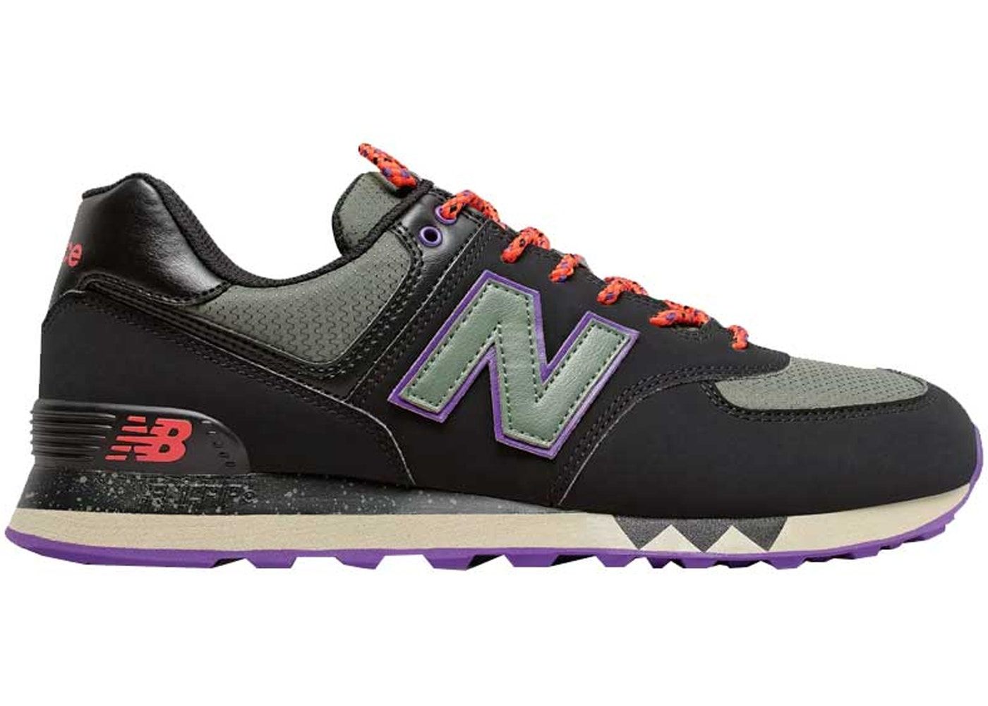 New Balance 574 Outdoor Pack Black - ML574NFQ