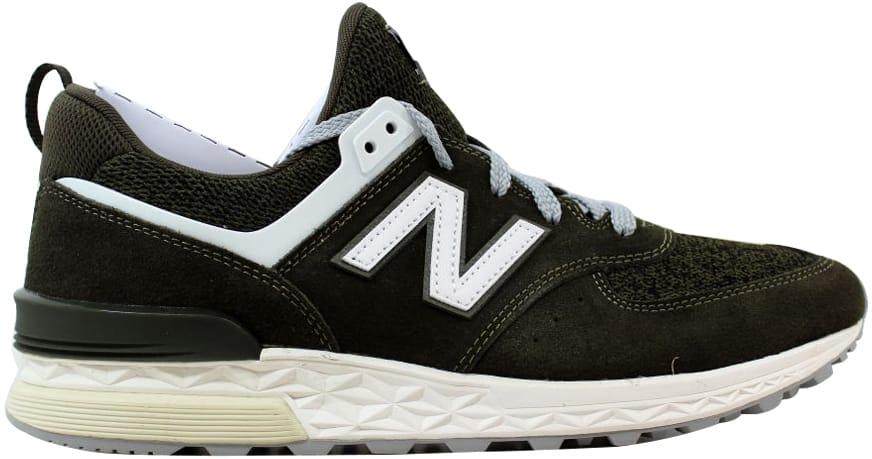 New Balance 574 Sport Green/White