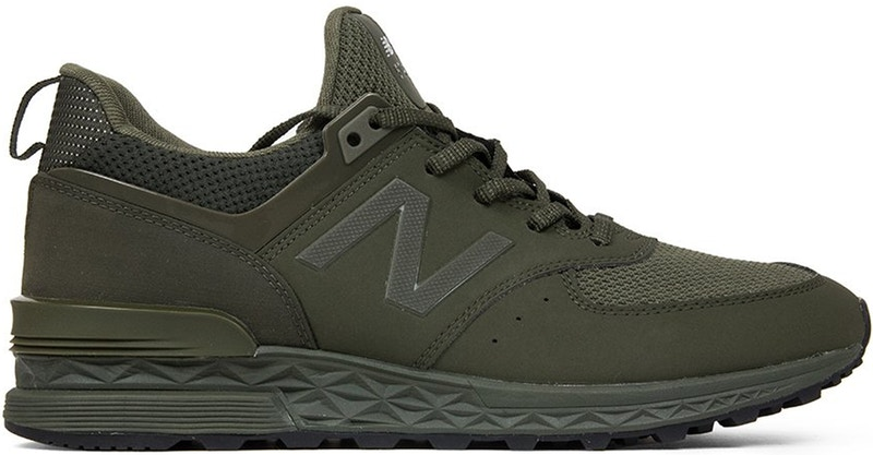 New Balance 574 Sport Olive