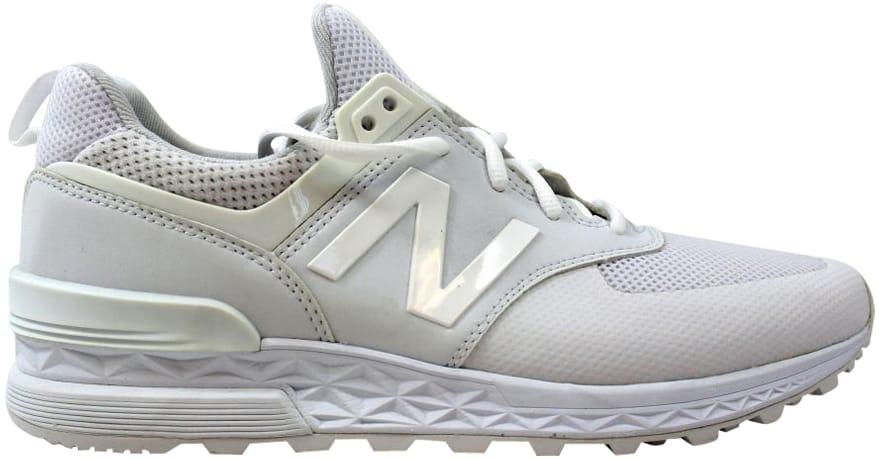 New Balance 574 Sport White - MS574SWT