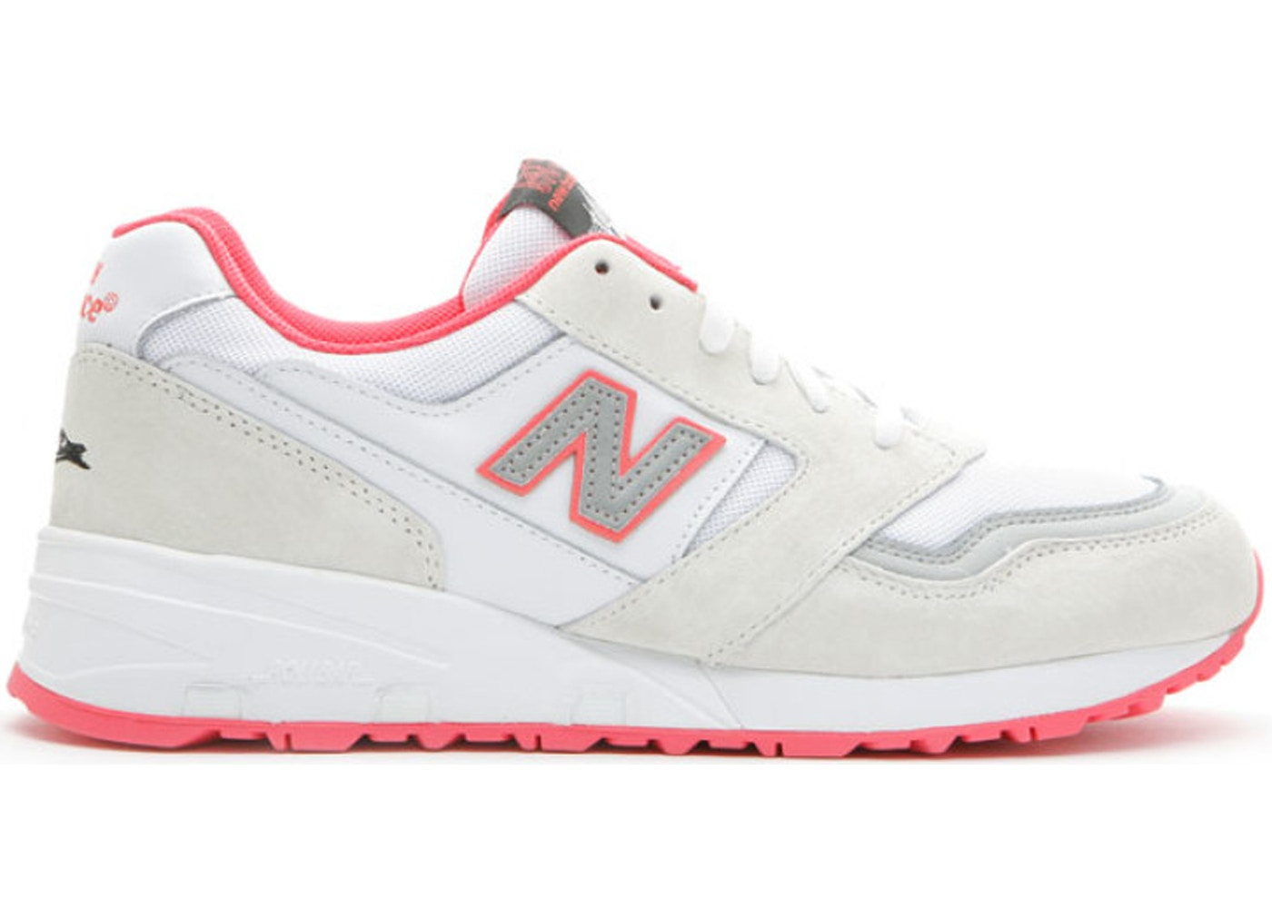 New Balance 575 Staple Pigeon White