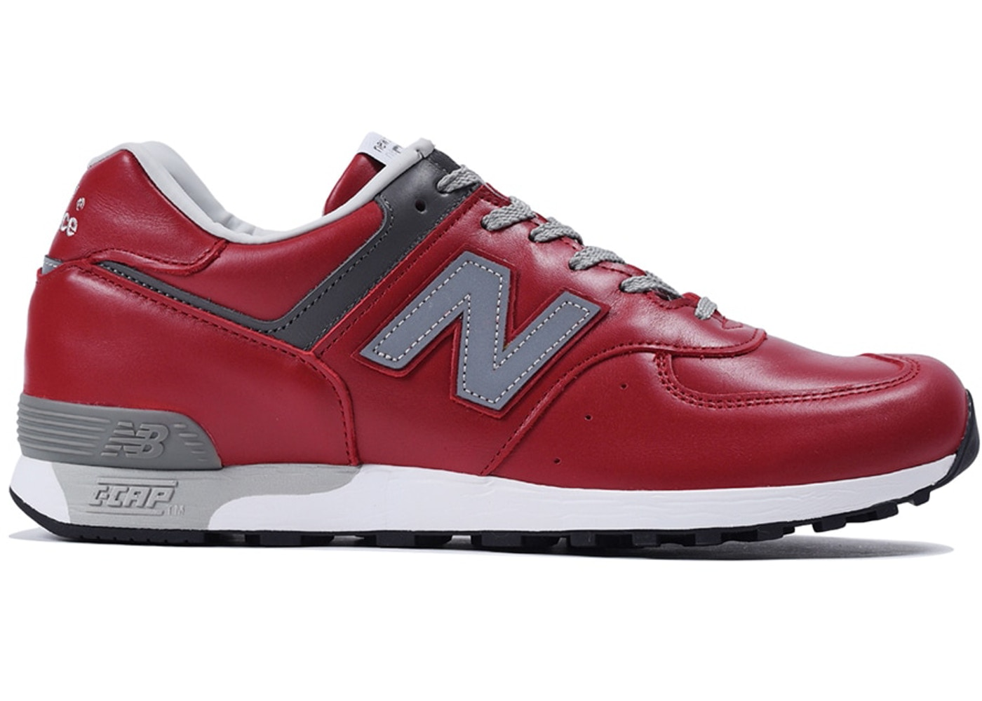 New Balance 576 Made in UK Red - M576RED