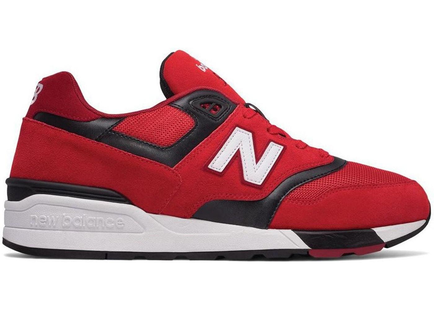 New Balance 597 Red - ML597GSB