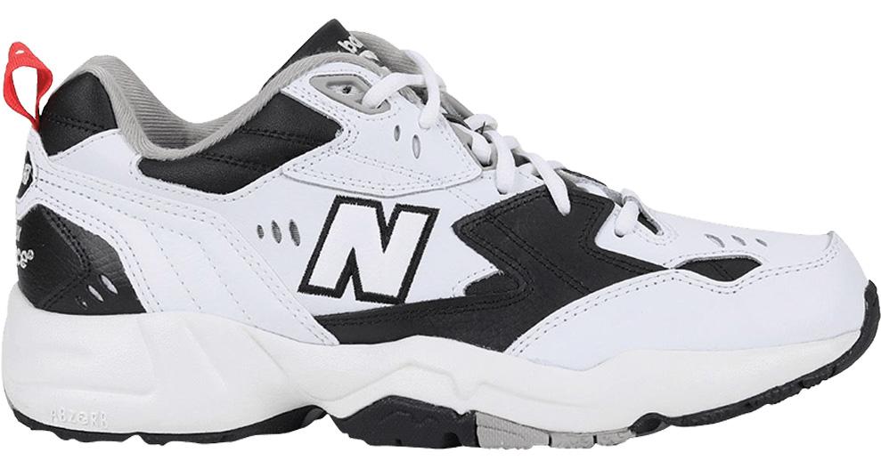 New Balance 608 White Black