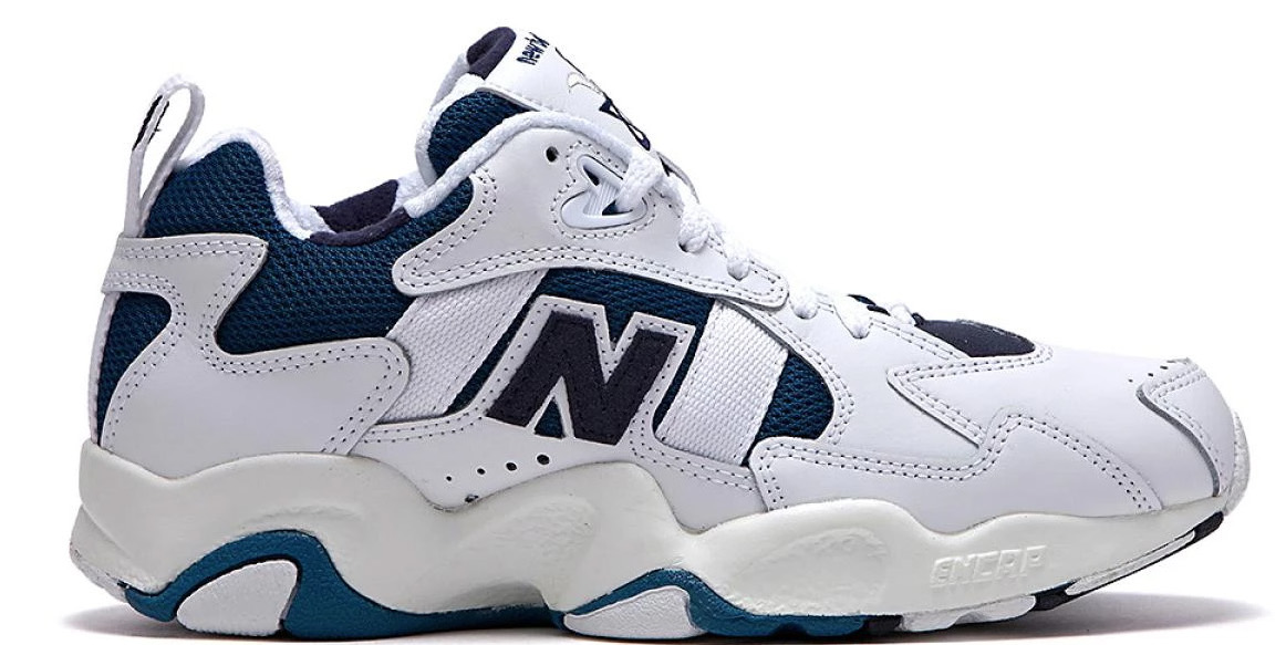 New Balance 650 White Turquoise - ML650WNV