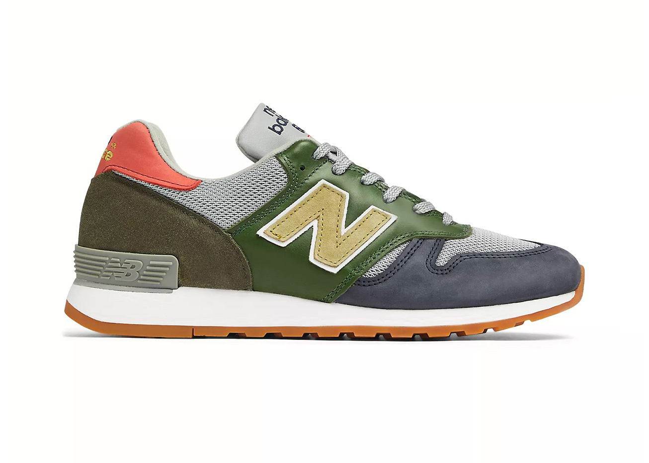 New Balance 670 Multicolor