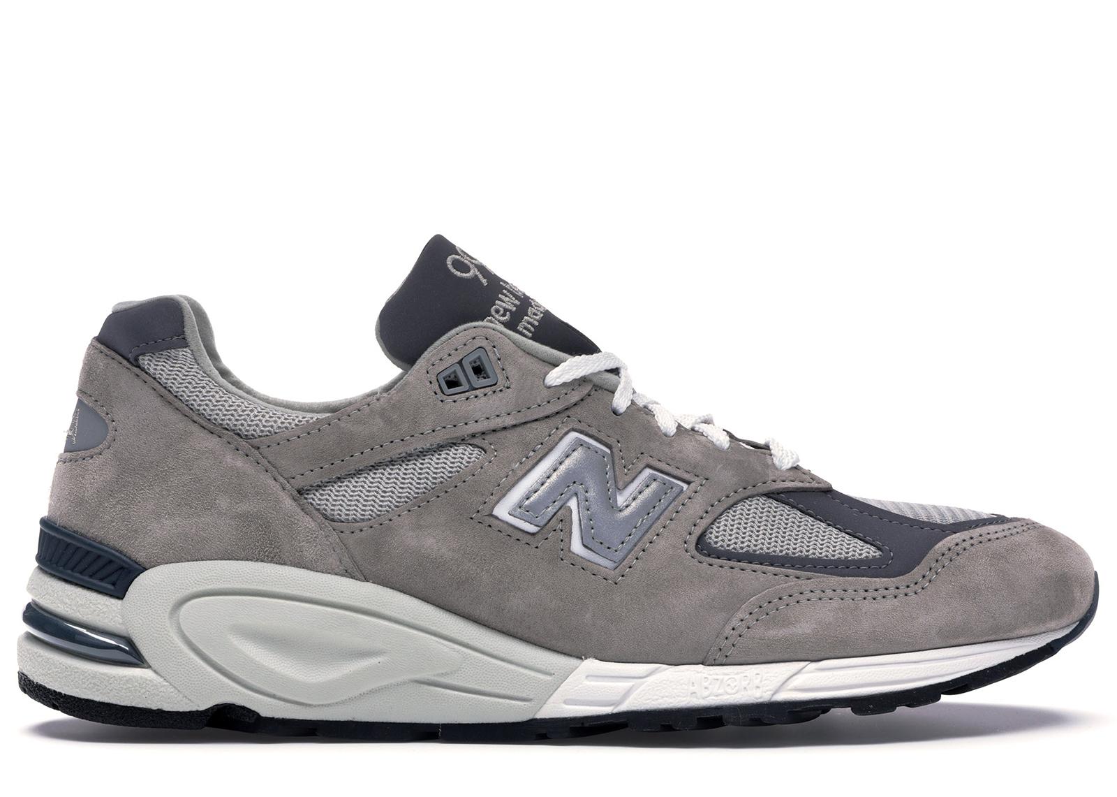 New Balance 990 V2 Kith Grey - M990GR2