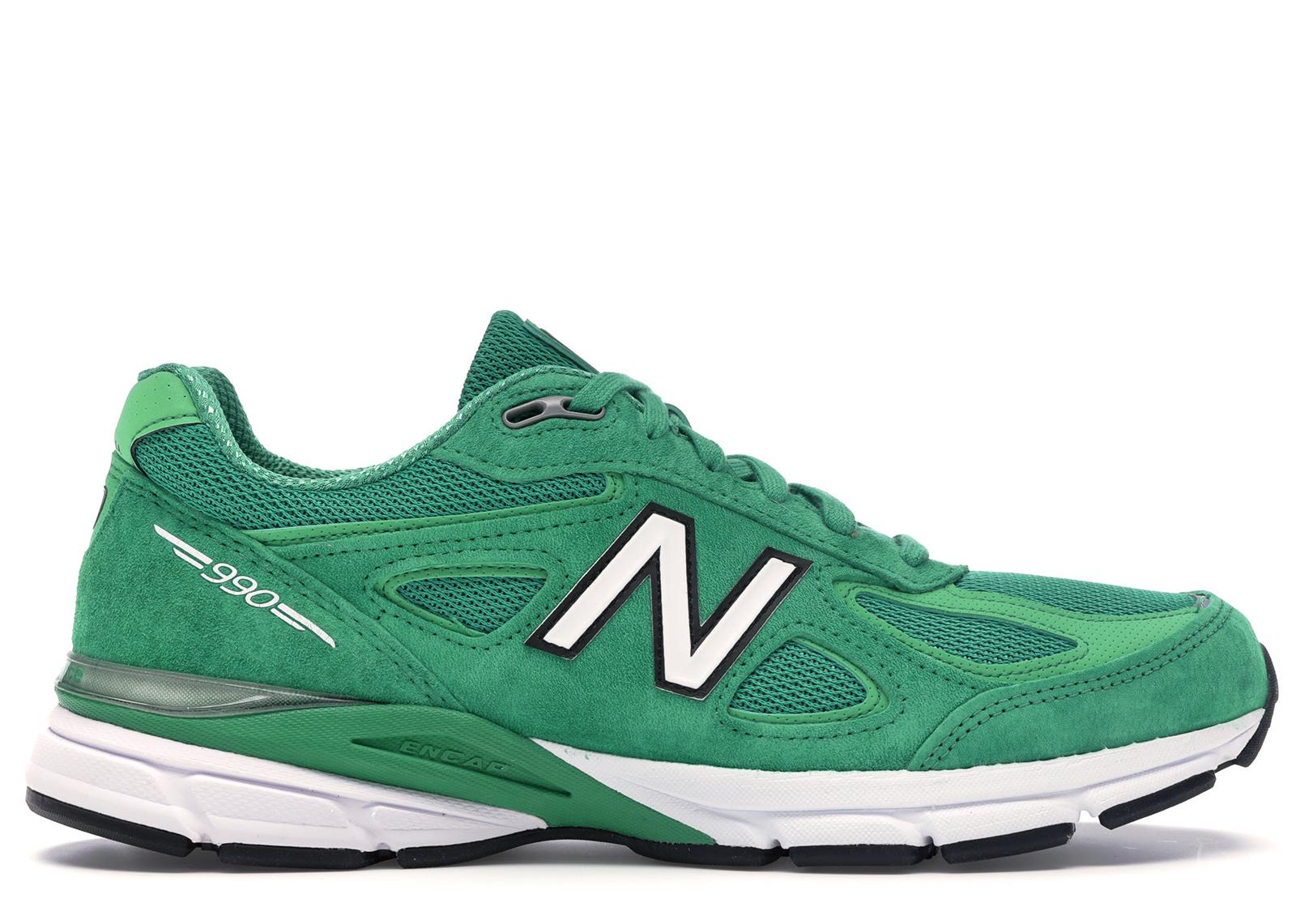 New Balance 990v4 Green