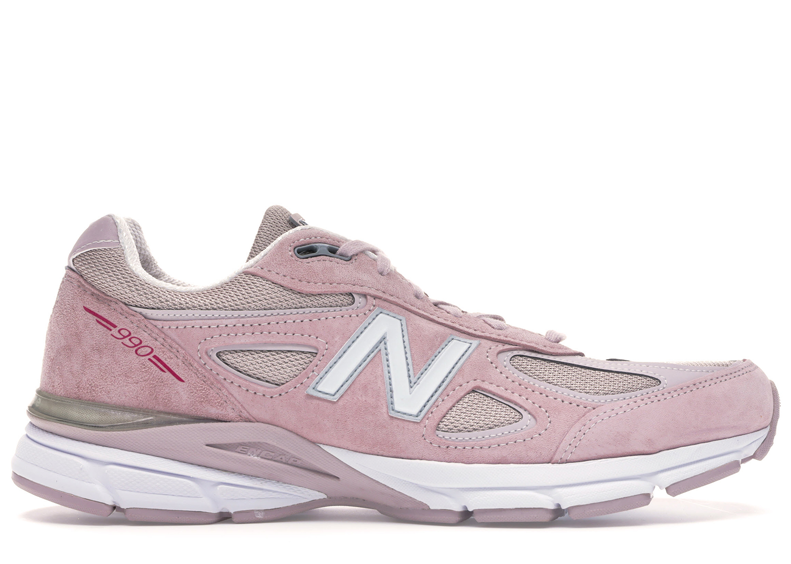 New Balance 990v4 Pink Ribbon (Faded Rose) - M990KMN4