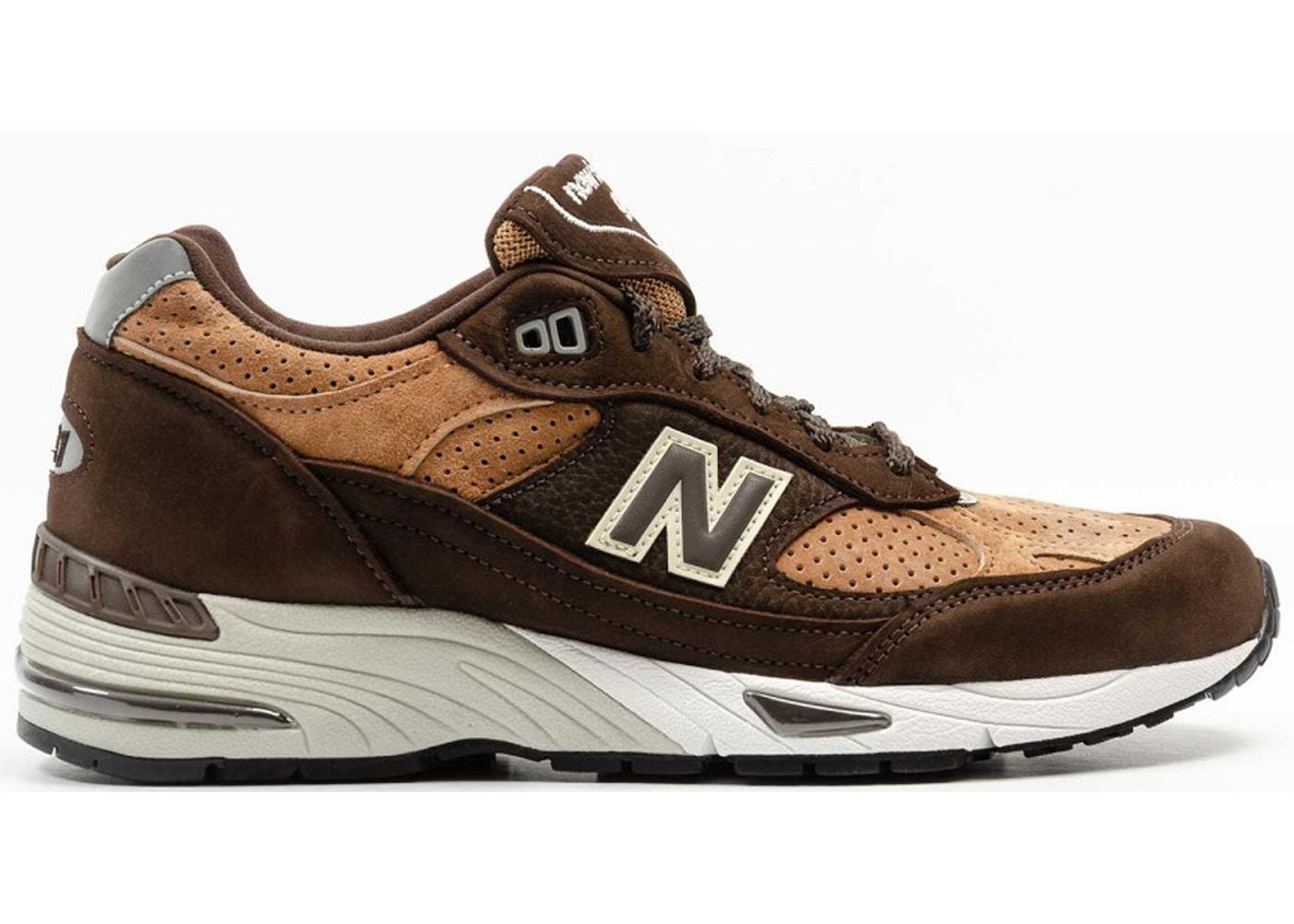 New Balance 991 Brown Tan