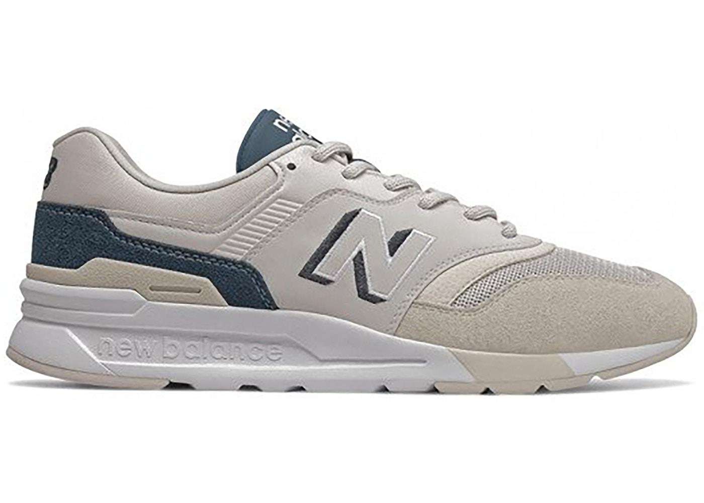New Balance 997 Beige Blue