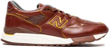 New Balance 998 Horween Leather - M998DW