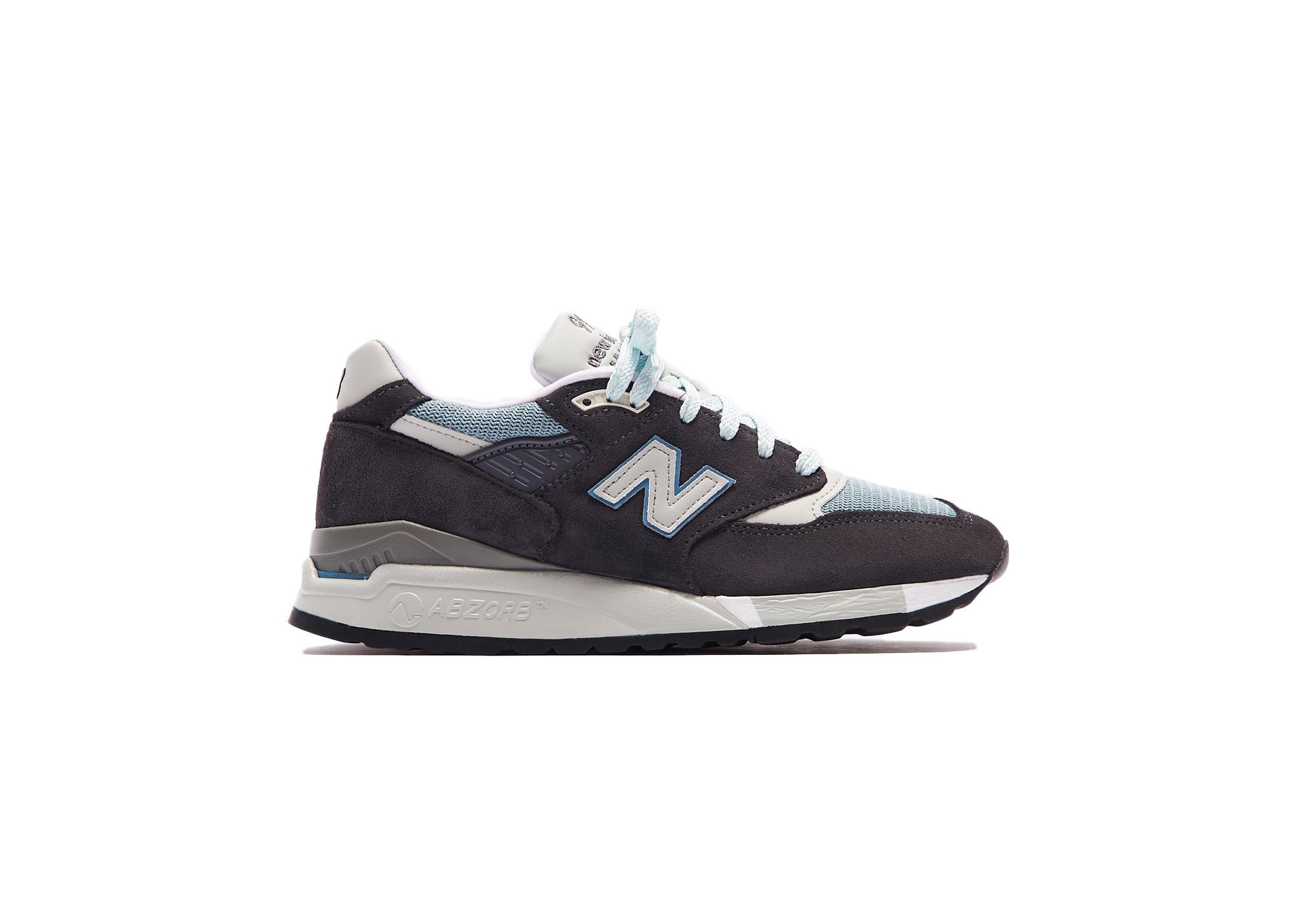 New Balance 998 Kith Spring 2