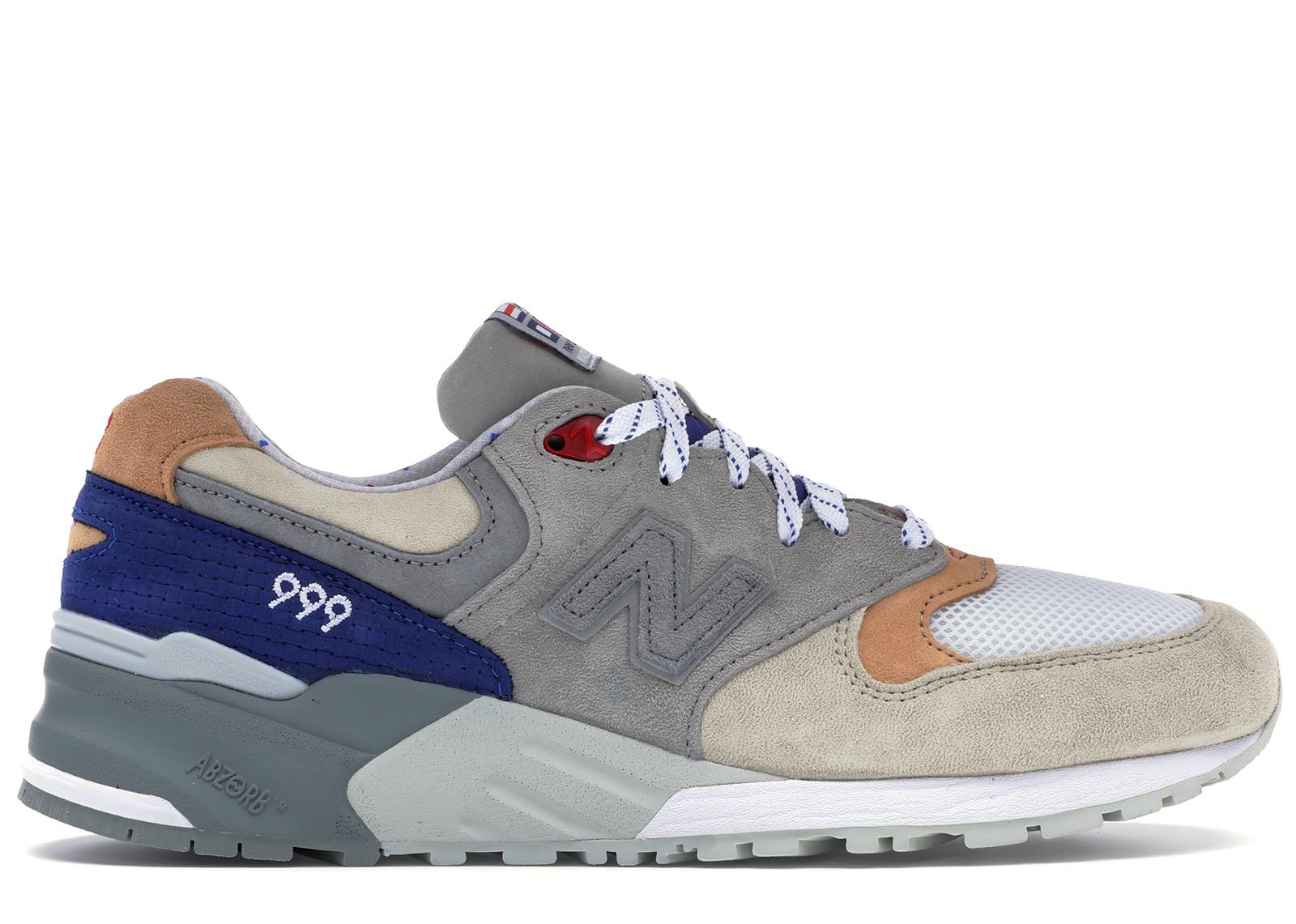 New Balance 999 Concepts Hyannis (Blue) - M999CP1