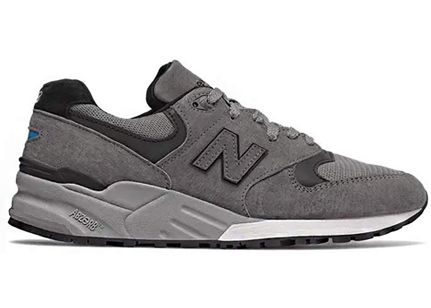New Balance 999 Grey Pewter