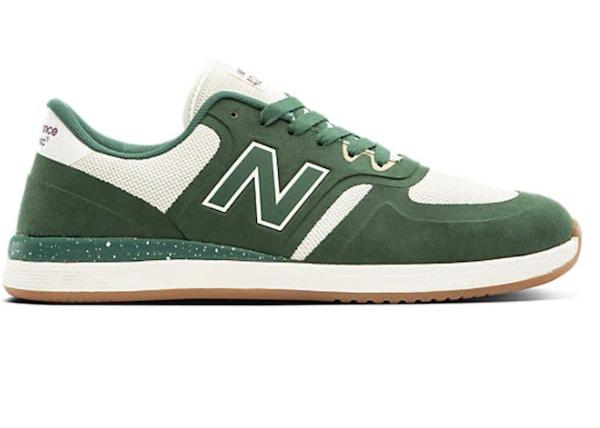 New Balance Numeric 420 Green White
