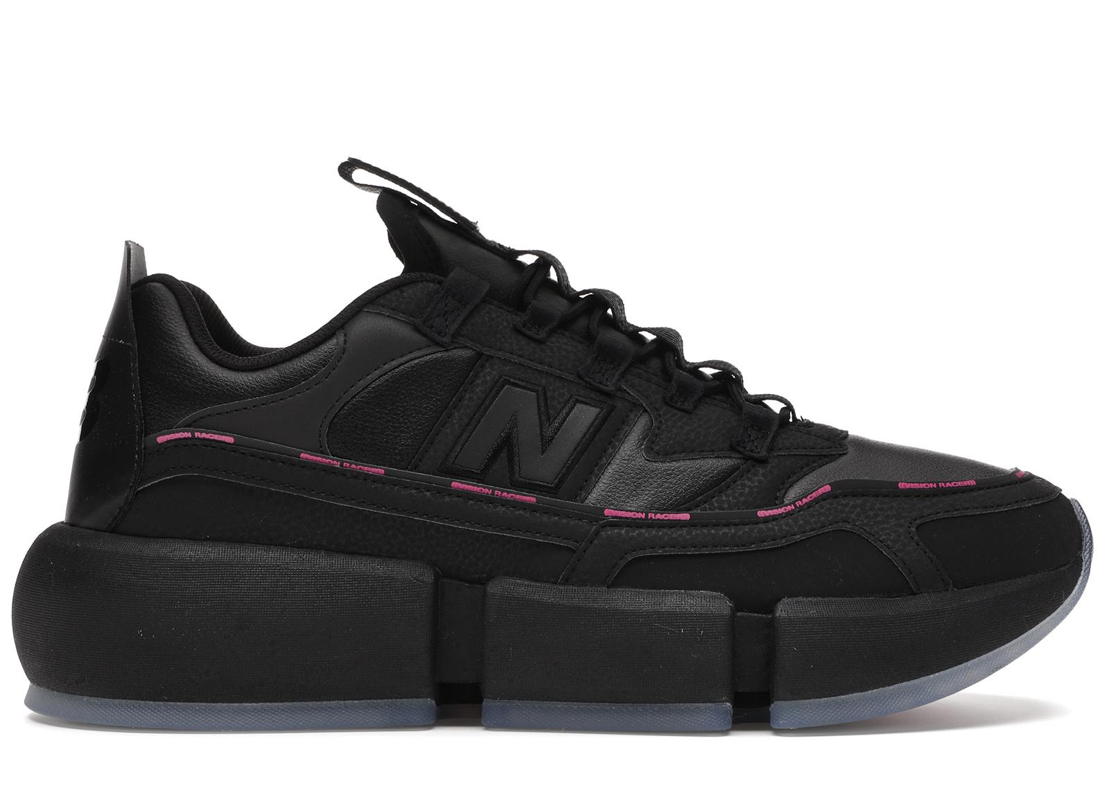 new balance black pink