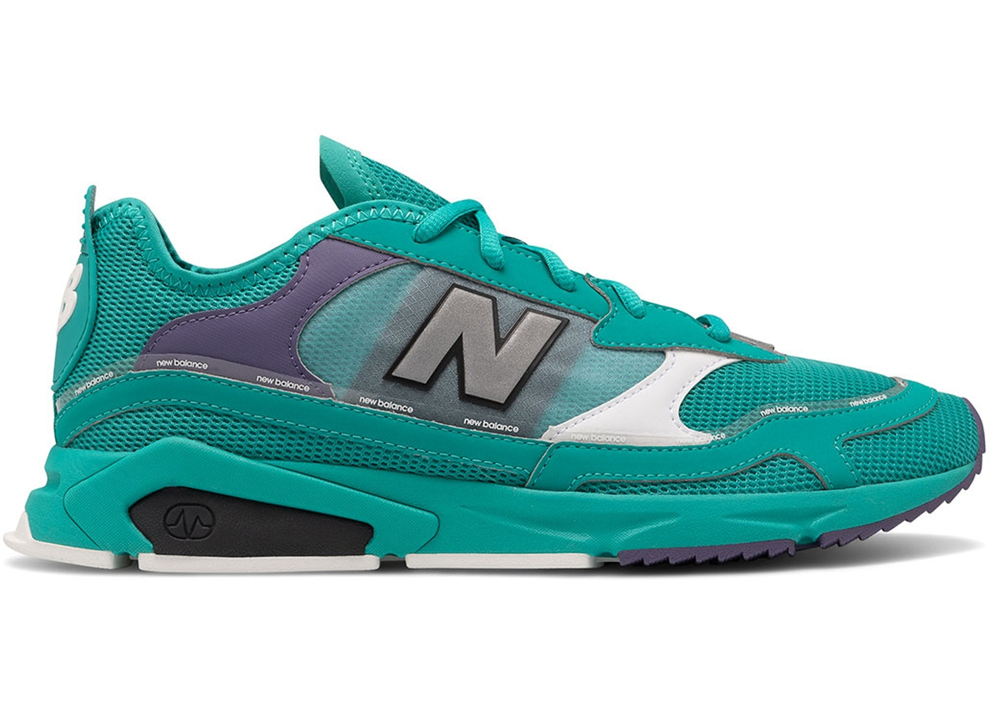 New Balance X-Racer Teal - Sneakers