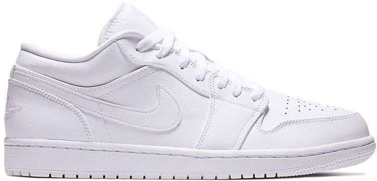 Air Jordan 1 Low White