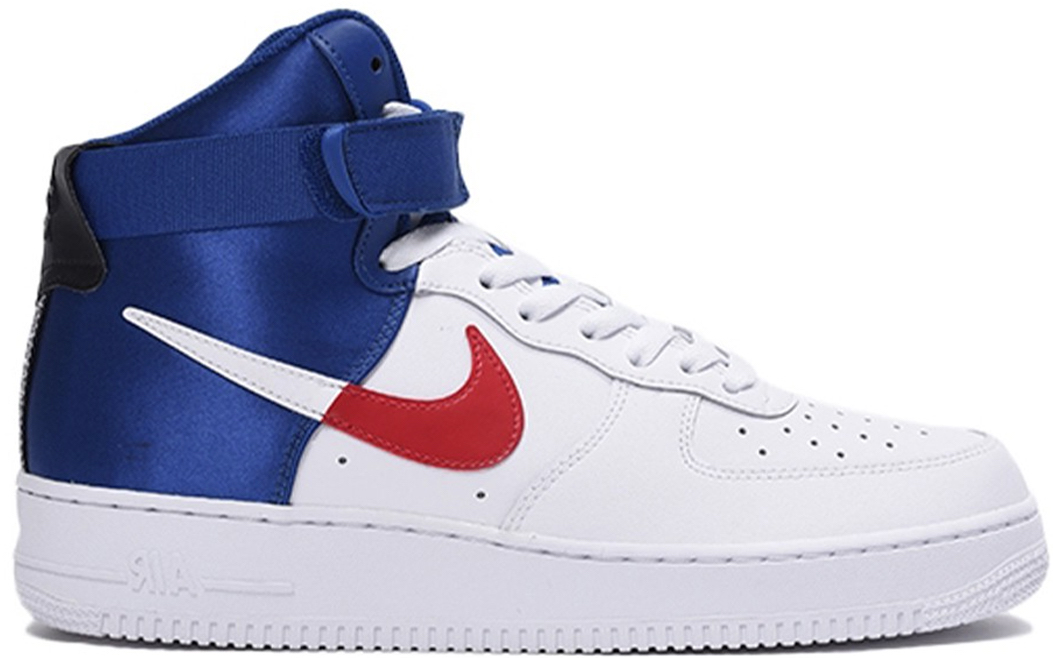 Nike Air Force 1 '07 LV8 High NBA Clippers - Sneakers