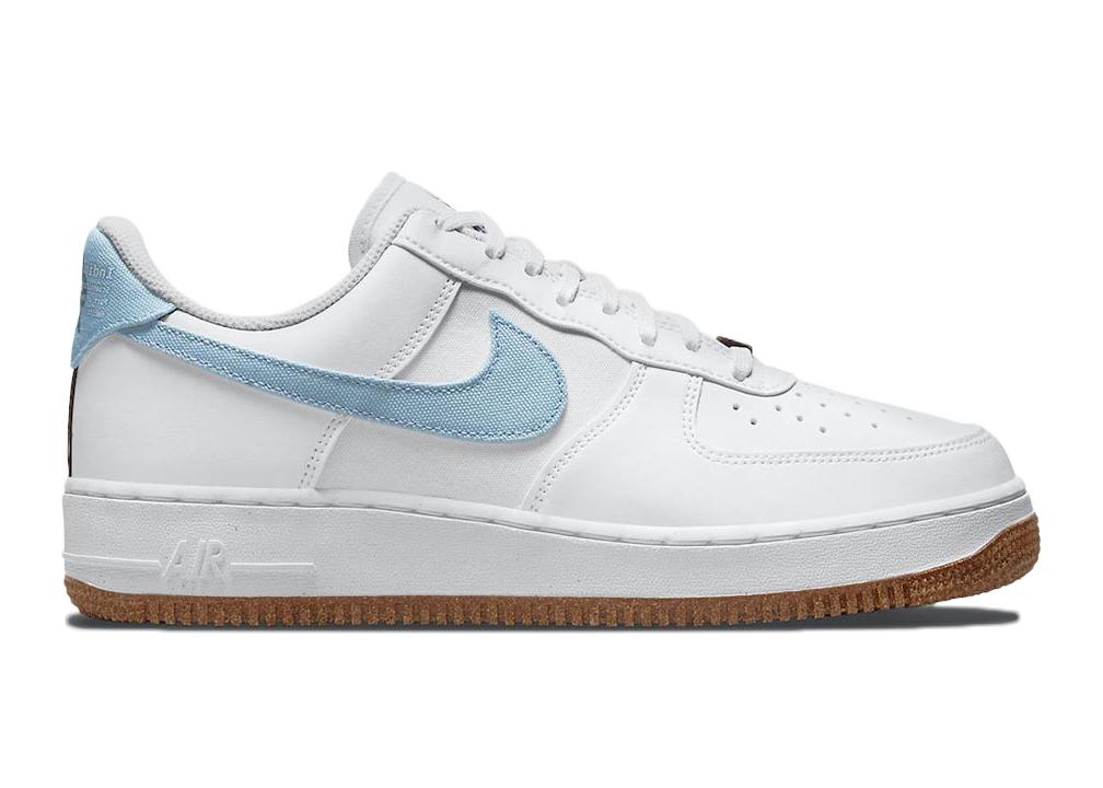 Nike Air Force 1 07 LV8 Indigo