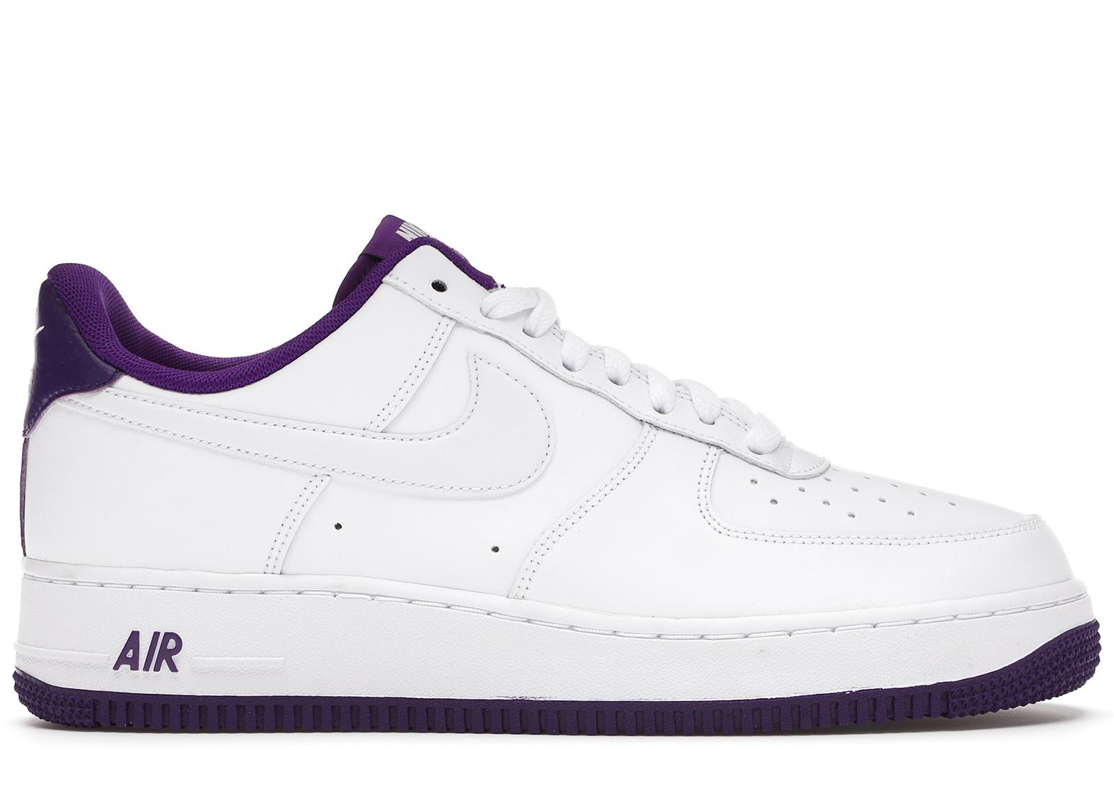 Nike Air Force 1 '07 Voltage Purple