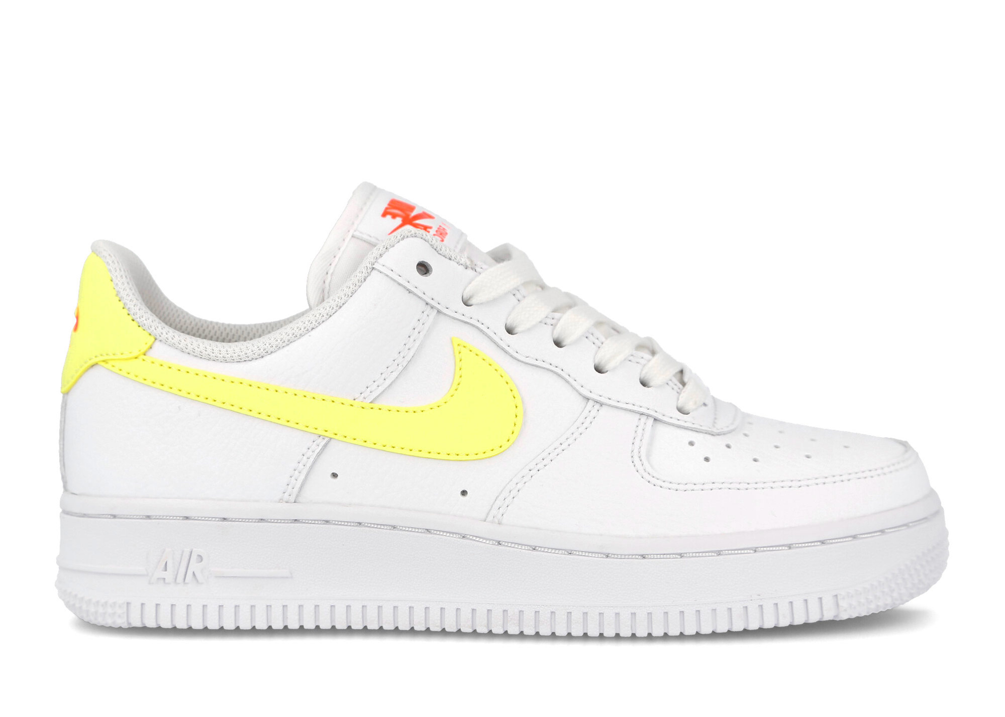 air force 1 07 se jaune