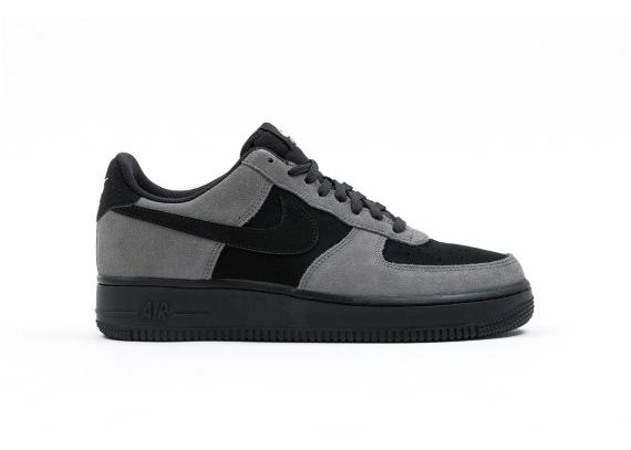 Nike Air Force 1 Dark Grey/Black-White-Black