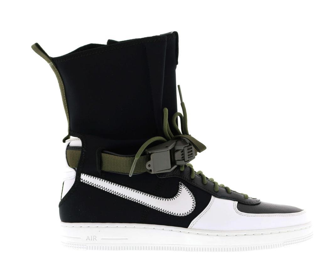 Nike Air Force 1 Downtown Acronym Black White - 649941-001