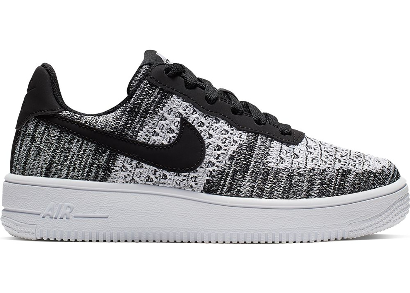Nike Air Force 1 Flyknit 2.0 Oreo (GS)
