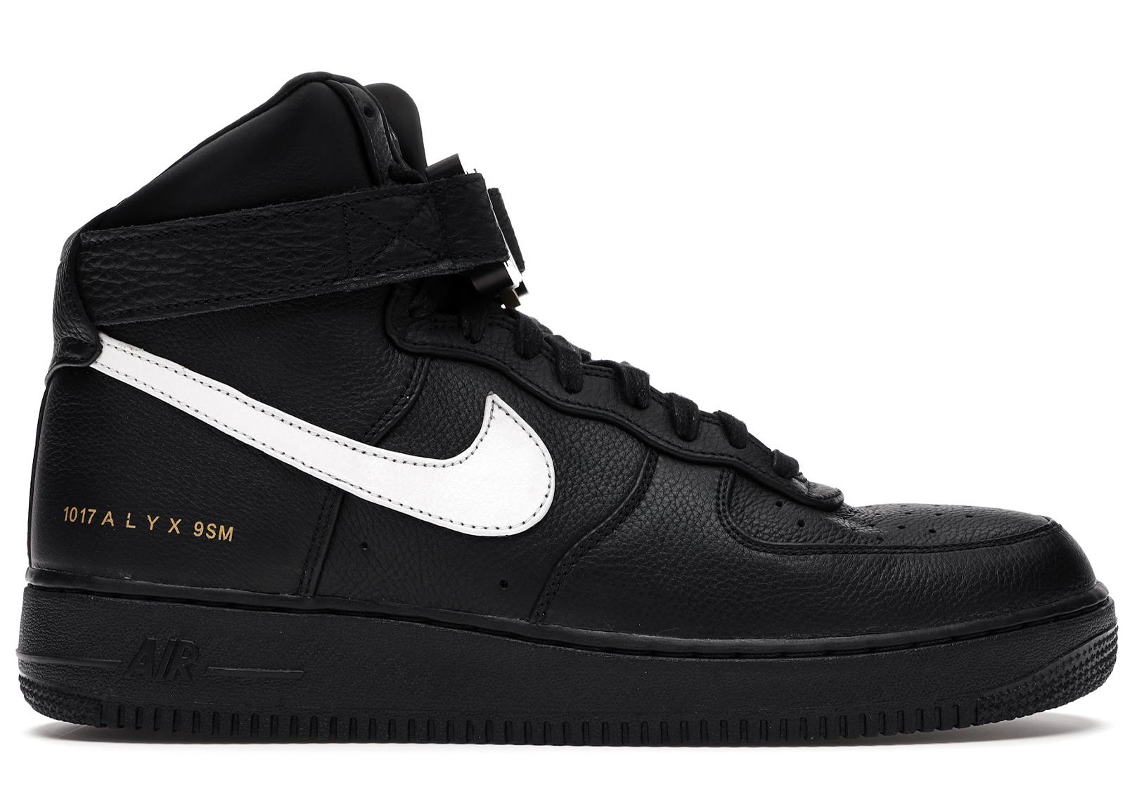 Nike Air Force 1 High 1017 ALYX 9SM Black White