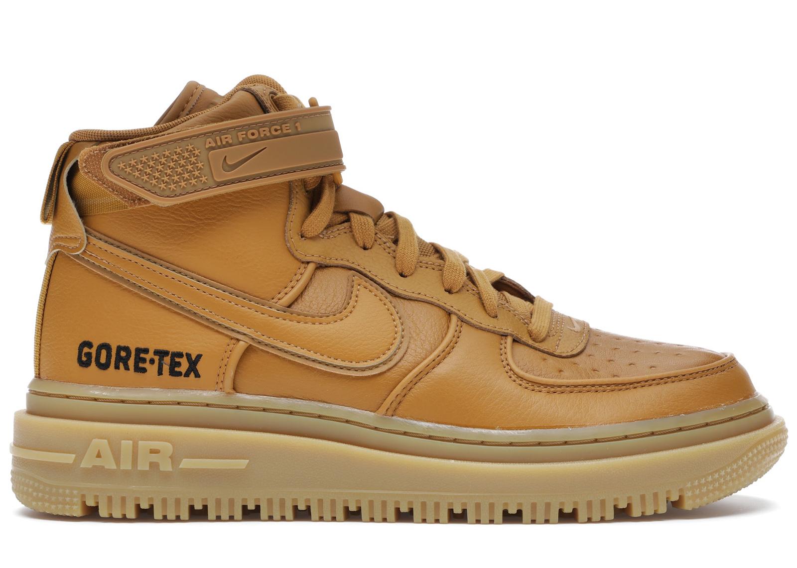 Nike Air Force 1 High Gore-Tex Boot Flax