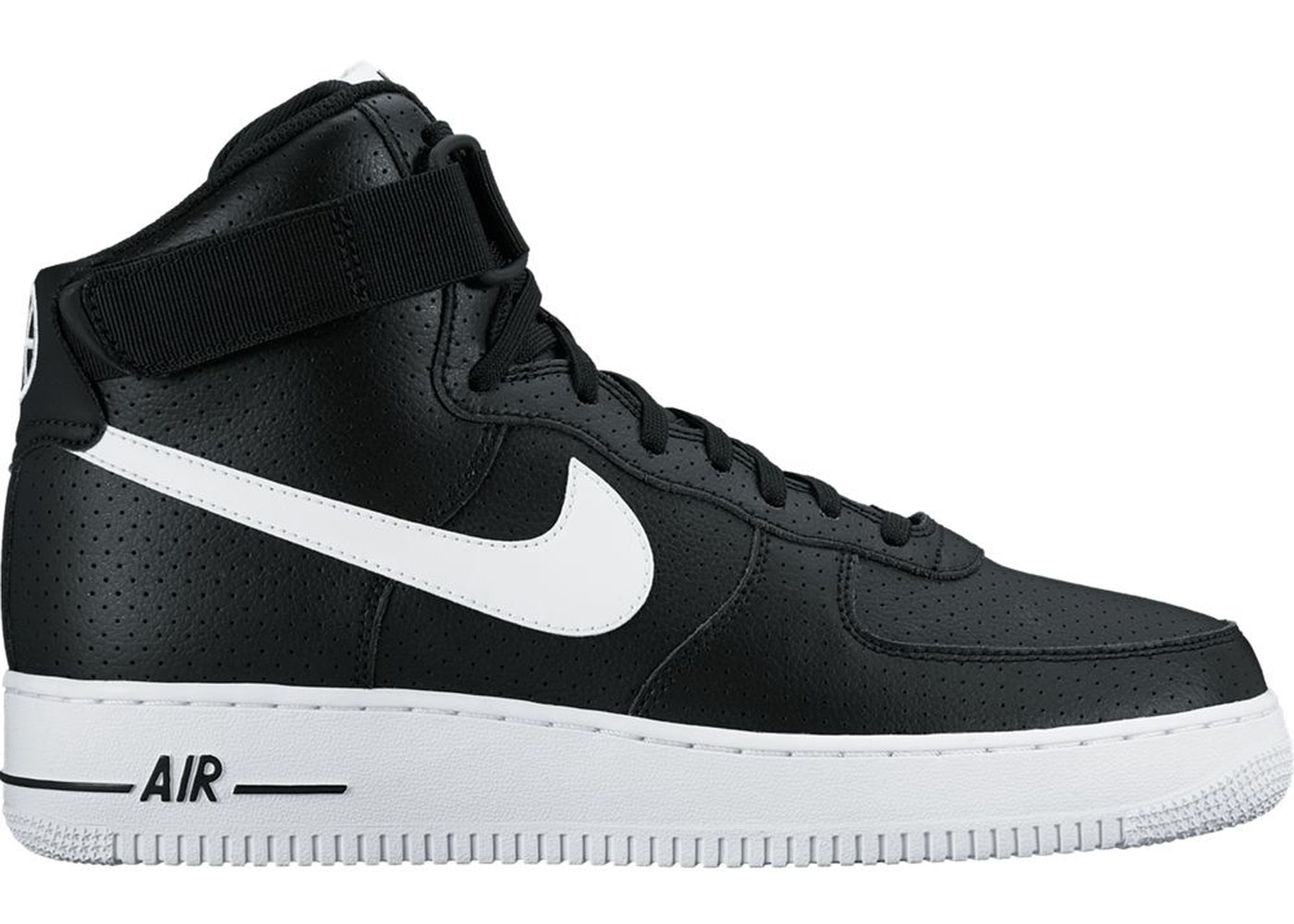 Nike Air Force 1 High Perf Black White