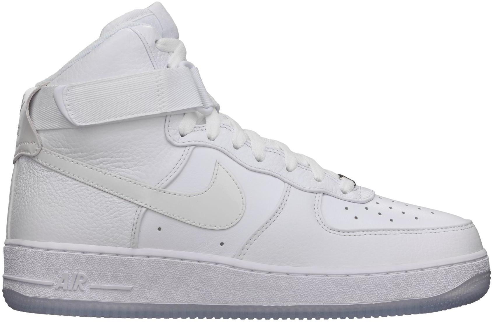 Nike Air Force 1 High Triple White Ice