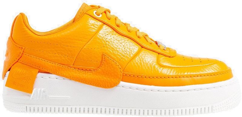 Nike Air Force 1 Jester XX Bread & Butter Orange Peel (W) - Sneakers