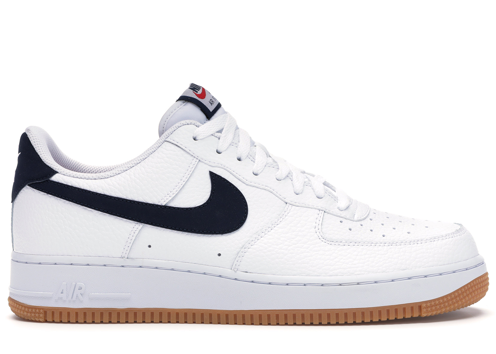 Nike Air Force 1 Low '07 White Obsidian