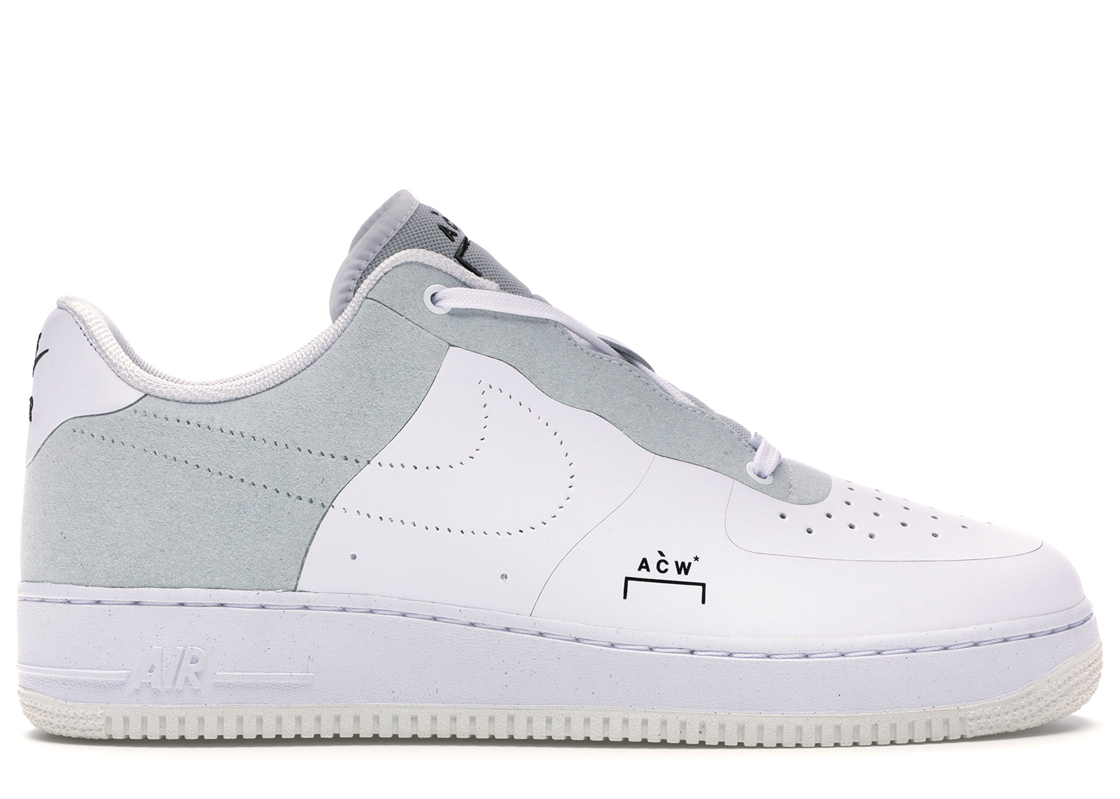 A-Cold-Wall* x Air Force 1 Low 'Black'