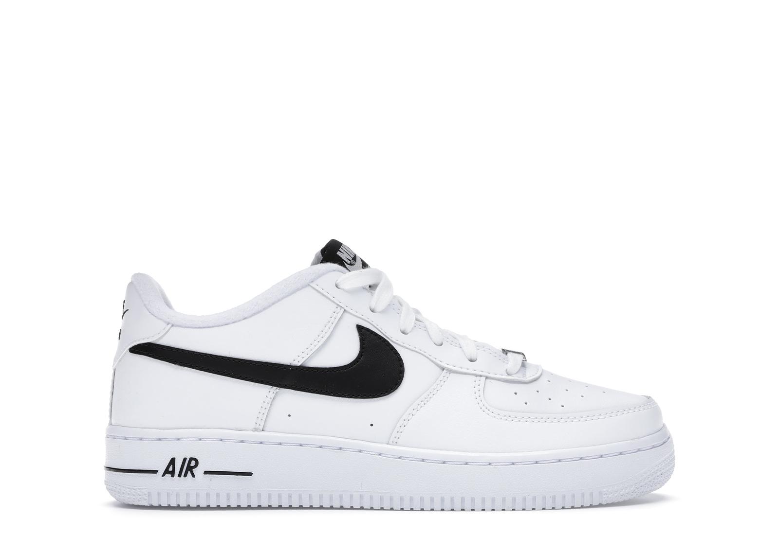 Nike Air Force 1 Low AN20 White Black (GS)