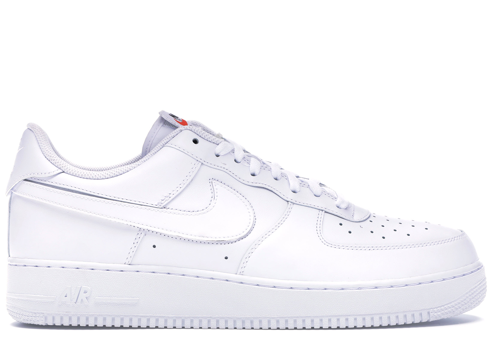 Nike Air Force 1 Low Swoosh Pack All-Star 2018 (White) - AH8462-102