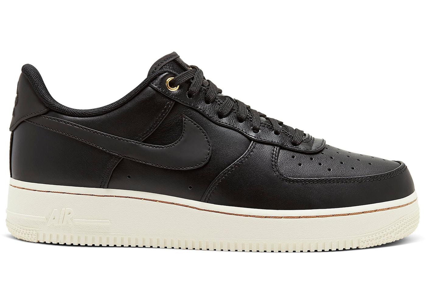 Nike Air Force 1 Low Black Pack - CU6675-001