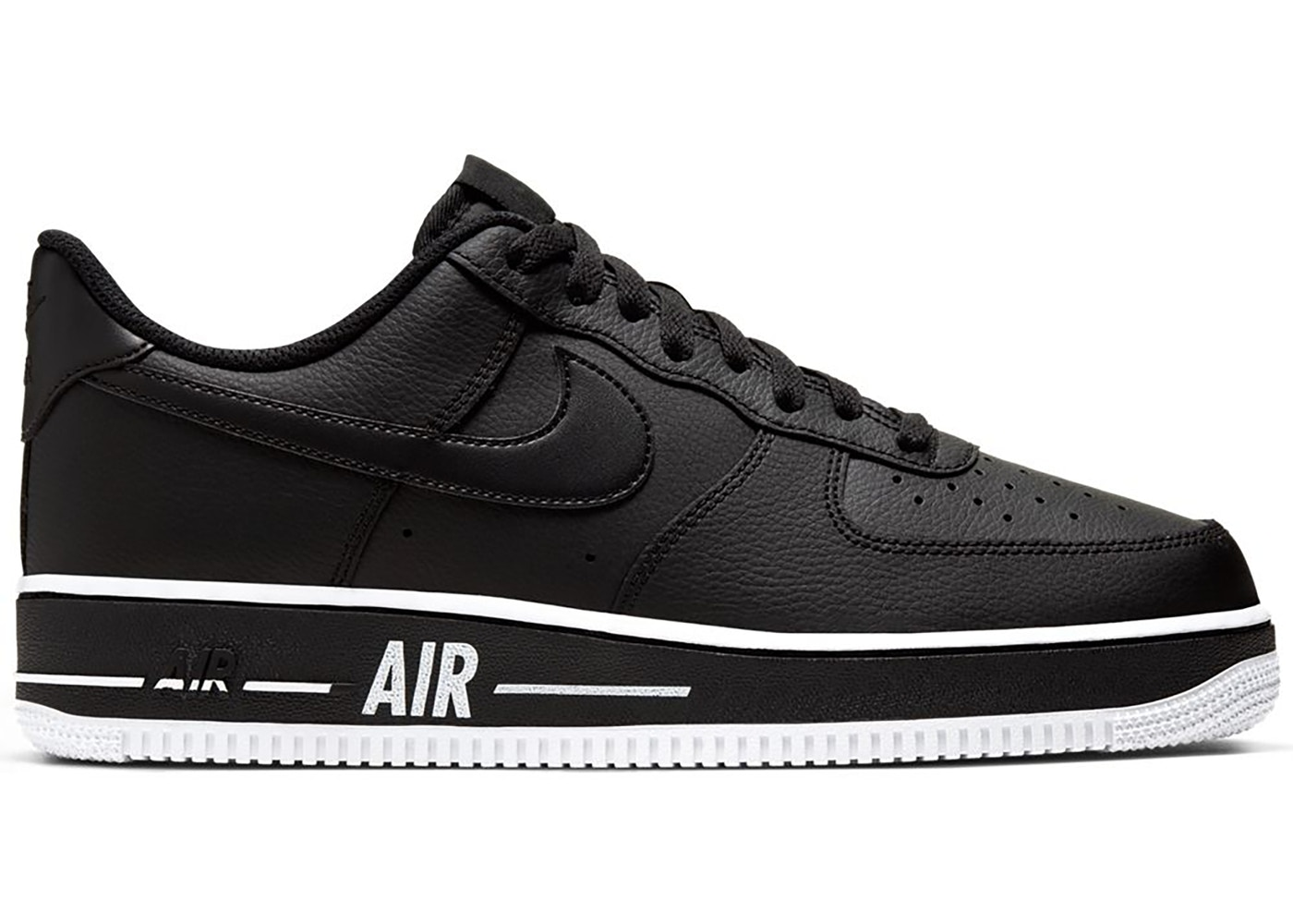 air force 1 low bianche e nere
