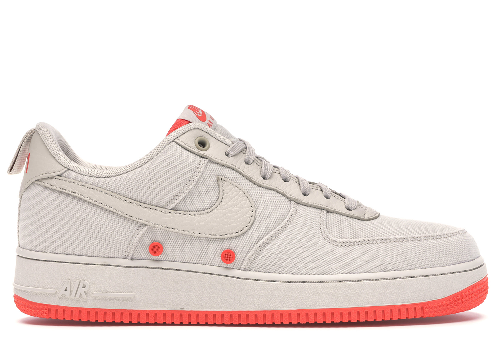 Nike Air Force 1 Low Canvas Desert Sand
