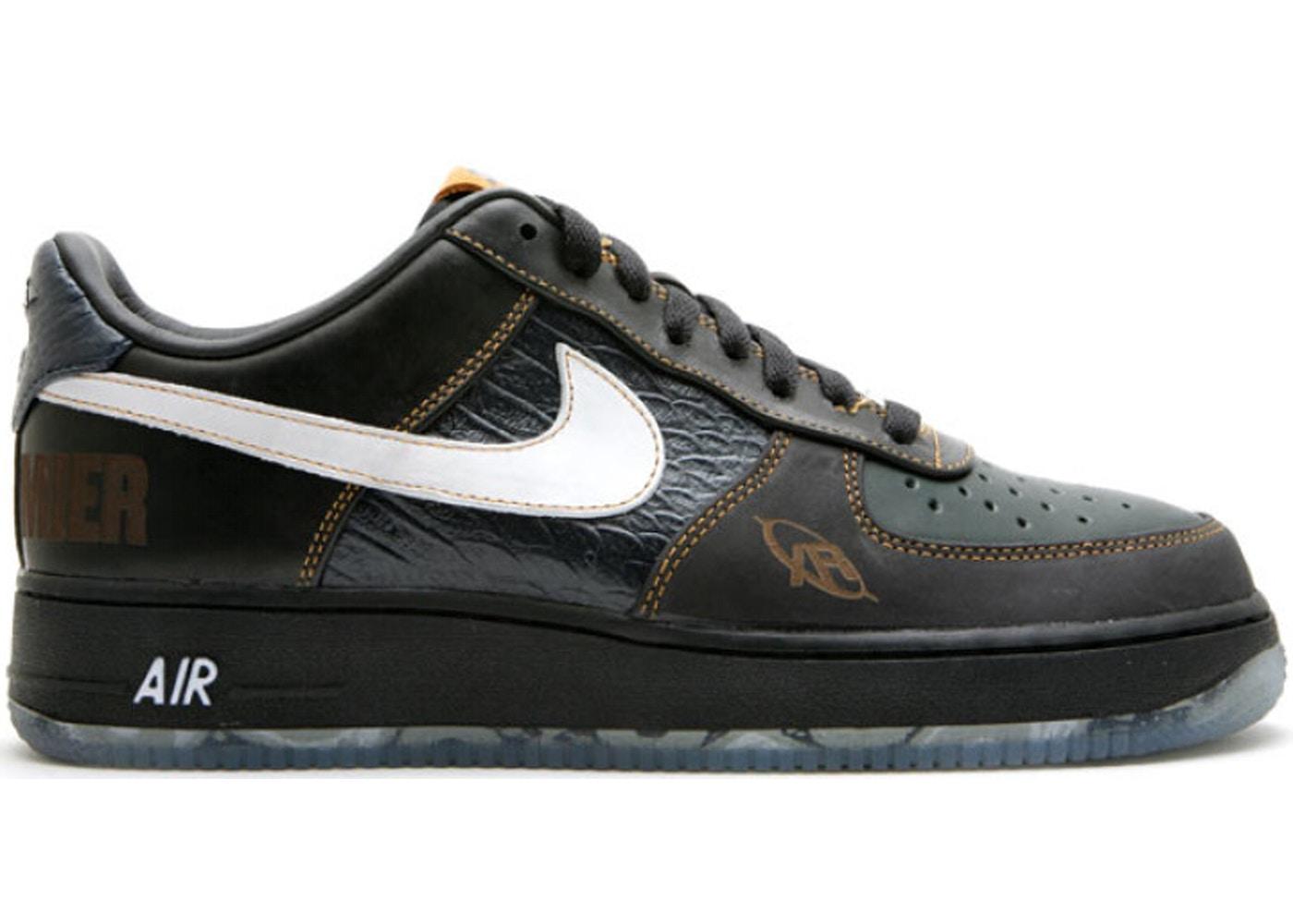 Tranquilidad de espíritu lava cisne  Nike Air Force 1 Low DJ Premier - 395178-001